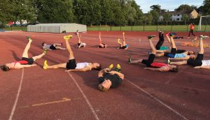 taunton - conditioning