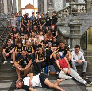 team sw - Belgium 2015